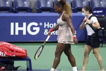 Serena's Bid for Record-Equaling 24th Grand Slam Ends
