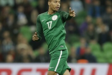 Ebuehi eager to play for Nigeria again