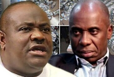 Amaechi should be in jail, not a Minister – Wike
