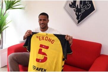 Super Eagles' Troost-Ekong Joins Watford
