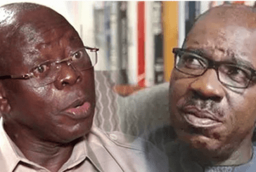 Obaseki Opens Up on the Feud between him and Oshiomhole