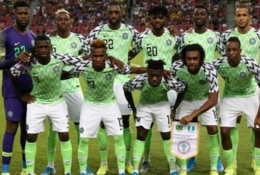 AFCON 2022 Qualifier: Eagles to Play Sierra Leone at Ogbemudia Stadium