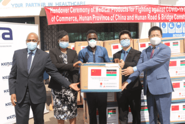 China's African partners watch for coronavirus toll on trade