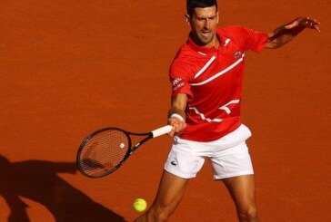 French Open: Djokovic qualifies for 3rd round