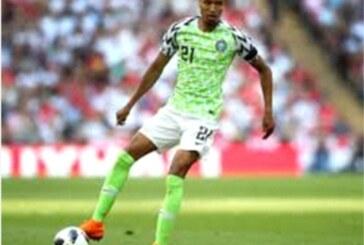 S' Eagles friendlies: Ebuehi replaces Ndidi