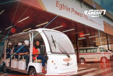 Egbin Power to promote use of electric vehicles in Nigeria