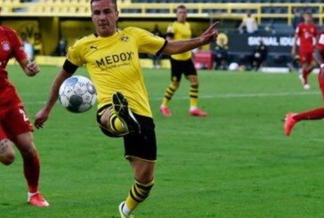 Gotze joins PSV Eindhoven for free