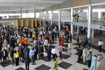 Passengers allege frustrations, COVID-19 test Scams at airport