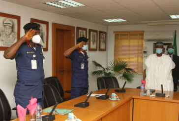 NSCDC officers paid a visit to FCTA