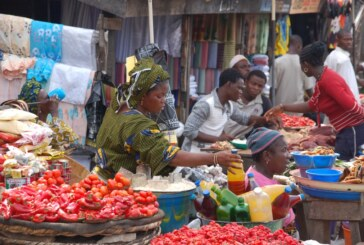 Nigeria's inflation surges to highest in 30 months