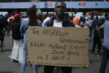 Dear Nigerian government, you must earn respect not force it