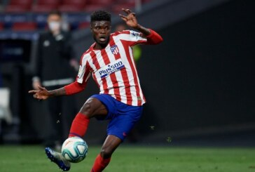 £45m deal for Thomas Partey