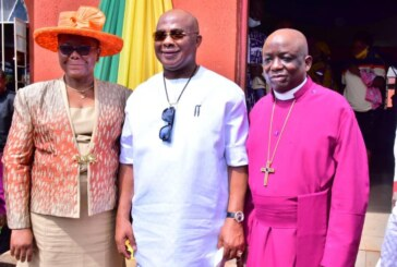 Governor Hope Uzodimma canvassed for unity among Christian faithful