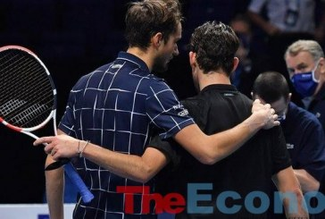 ATP Finals 2020: Medvedev beats Thiem to take title