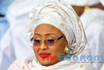 Nigeria's First Lady, Aisha Buhari in Hiding