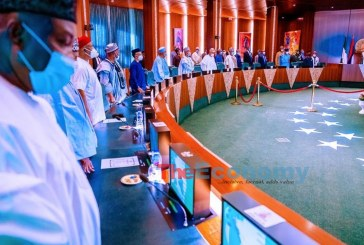 Security Meeting: What Buhari Discussed with 36 governors