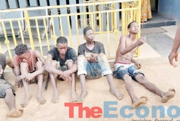 Warring cultists arrested with member's corpse in Ogun