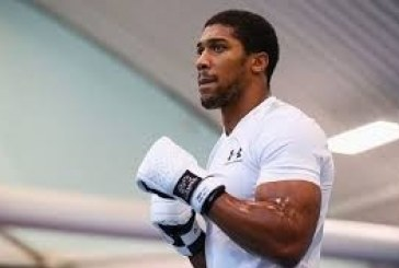 COVID-19: Joshua returns negative test ahead Pulev's bout