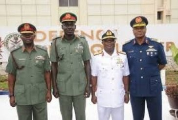 Forty-six(46) Prominent Nigerians Demand Resignation of Service Chiefs