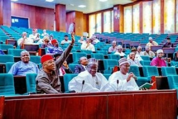 National Assembly passes N13.5tn 2021 budget