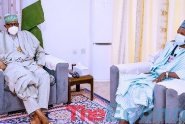 Abductors of Students Have Contacted Us, Masari Tells Buhari
