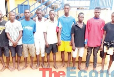 Six cultists nabbed while fighting over gun deal