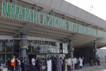 ICYMI: NDLEA seizes 21.9kg cocaine at Abuja airport, begins probe