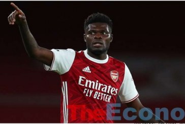 Boost for Arsenal as Partey returns