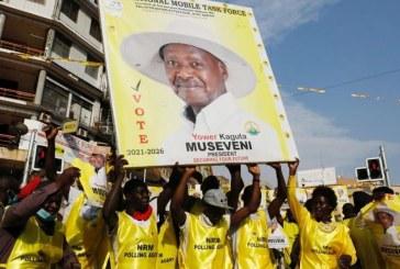 Uganda Election: Museveni Declared Winner Yet Again