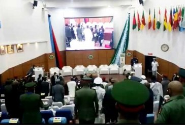 Terrorism Summit Holds at the Defence Headquaters, Abuja