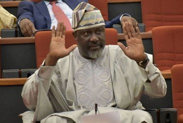 """Once I Was Blind, But Now I Can See"" — Dino Melaye Pummels APC"
