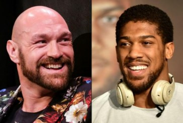 Joshua, Fury sign two-fight heavyweight unification deal