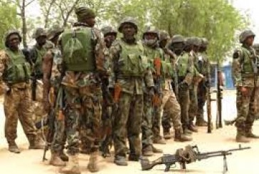 Why Soldiers Protested in Maiduguri — Nigerian Army