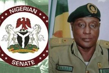 Senate confirms Nababa as Controller-General of Correctional Service