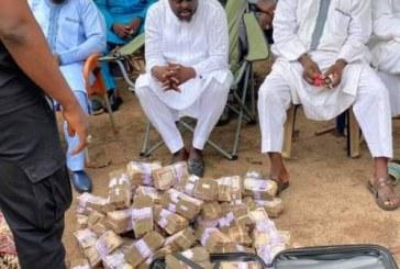 APC Lawmaker shares N50m Cash to Loyal Political Associates as Ramadan Gifts