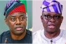 Ayo Fayose Declares Makinde as Leader of PDP in the South West
