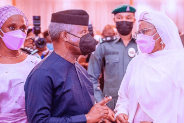 Aisha Buhari — A Worthy Partner To Our Government, Says Osinbajo