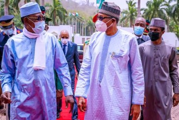 Chadian leader's death is a huge blow to fighting insurgency – Buhari
