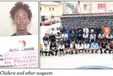 Famous Instagram comedian, 34 others nabbed for Internet fraud