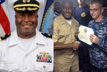 US Mission in Nigeria Pours Encomiums for Ndukwe, First Nigerian-American to Captain American Warship