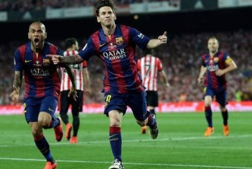 Messi agrees salary cut for Barca stay