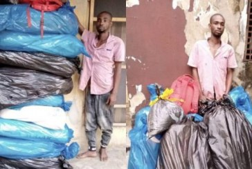 NDLEA arrests drug baron with 100kg cocaine in Abia State