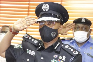 IGP Vows to Restore Public Confidence in Police