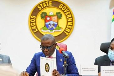 Sanwo-Olu signs bill to establish Lagos anti-corruption commission