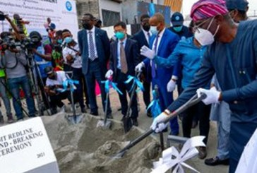 Sanwo-Olu Inaugurates 'Red Line' Rail to Commute At Least 1m Lagosians Daily