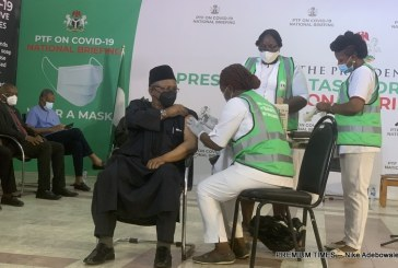 COVID-19 Vaccination Low Turnout Hits FCT, Taraba, Abia, Seven Others