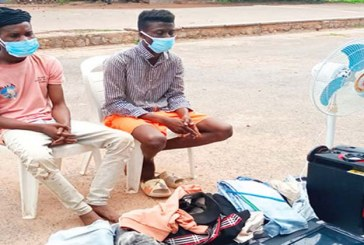 Actor, undergraduate arrested for defrauding traders with fake bank alerts