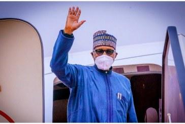 Buhari Leaves for UK Checkup as Nigerian Doctors Threaten Fresh Strike