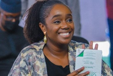 Former Finance Minister, Kemi Adeosun Returns to Public Life, Launches Foundation