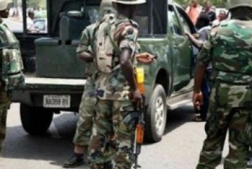 Nigerian Army intercept 73 Nasarawa men going to Imo with 47 motorcycles